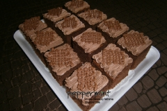 Mini Chocolate Squares